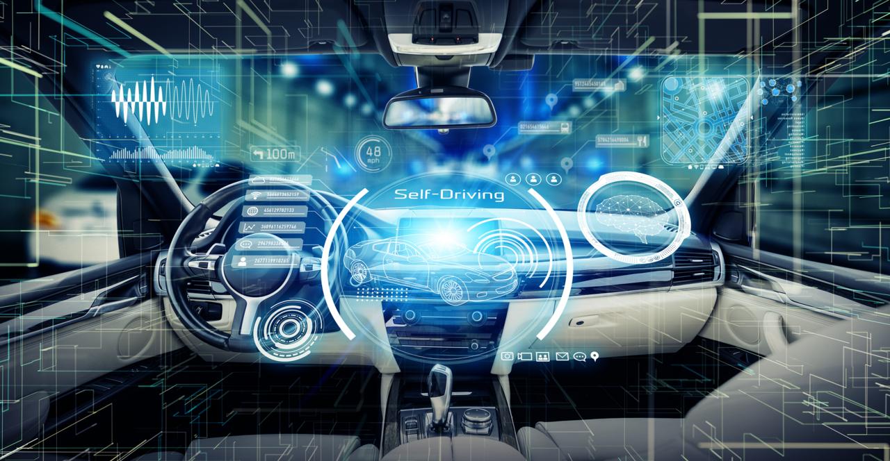광주광역시가최근 산업통상자원부 주관 '2021 제1차 자동차 분야 공모사업'에서 '무인 자율주행 기술의 언택트 서비스 실용화 기술 개발 및 실증 사업'이 최종 선정됐다. (사진=셔터스톡).